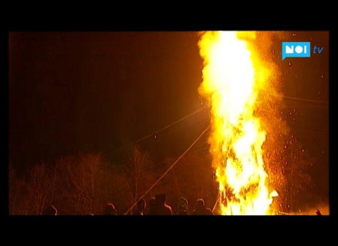 Lo spettacolo dei Natalecci di Gorfigliano[VIDEO]