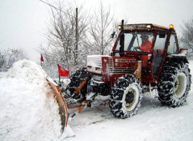 Interventi sulla viabilità per la neve ed il ghiaccio  NEL COMUNE DI PESCAGLIA