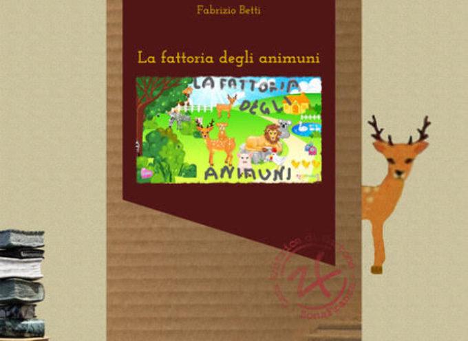 """Presentazione """"La fattoria degli animuni"""" di Fabrizio Betti"""