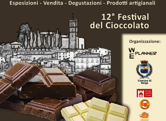 Barga – 12° Festival del Cioccolato