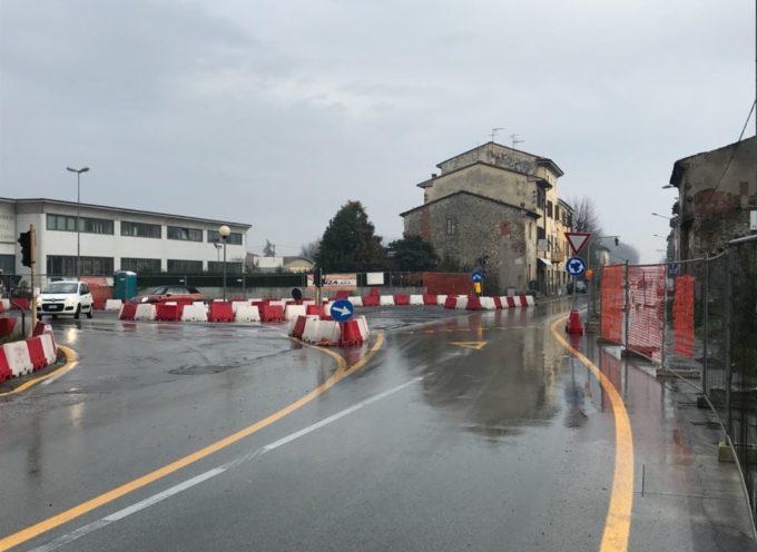 Traffico azzerato, promossa la rotonda di zone