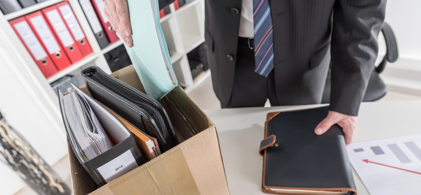 2018: ripresa dell'occupazione? BALLE! 700 000 rischi LICENZIAMENTI