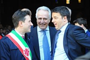 Pasqua: Renzi a Firenze per 'Scoppio del carro'