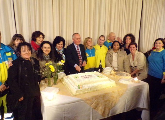Il Centro Accoglienza Anziani festeggia i 35 anni con un libro fotografico