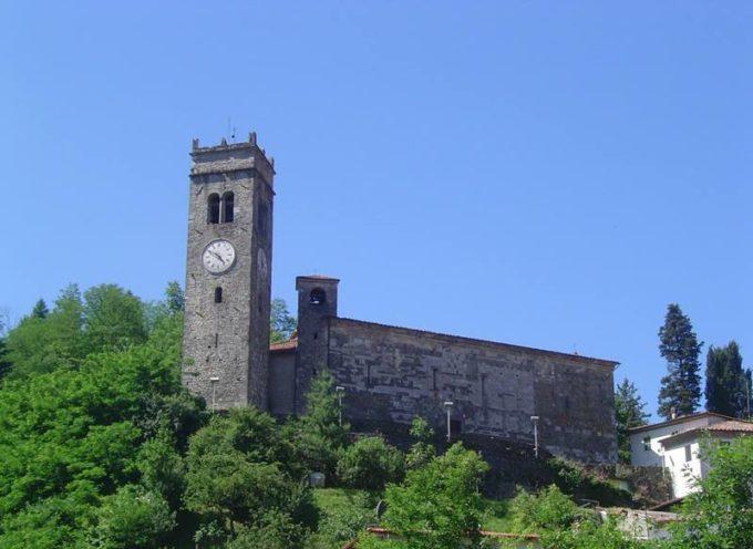finalmente il duomo di San Jacopo, a Gallicano si può restaurare