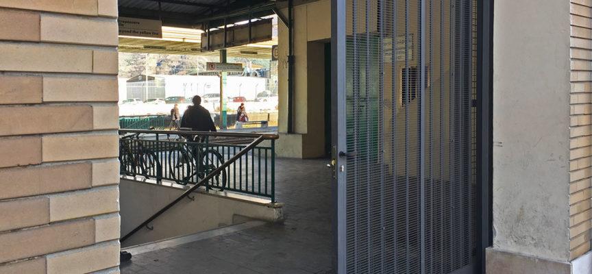 Stazione ferroviaria: proseguono gli interventi di riqualificazione e messa in sicurezza.
