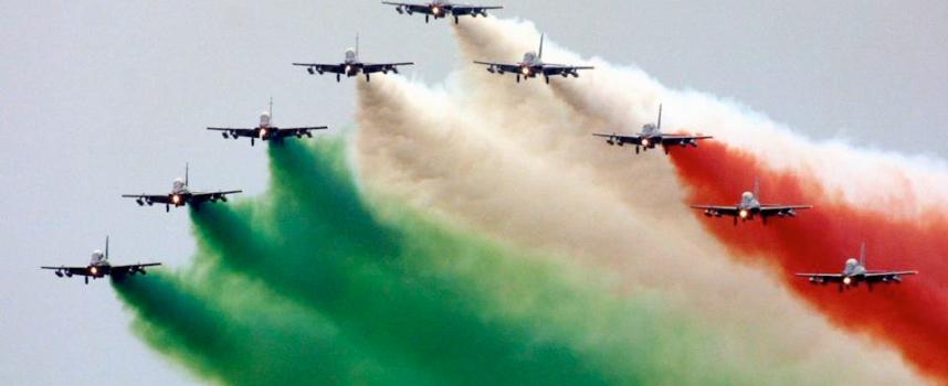 Oggi è il compleanno del Tricolore italiano.