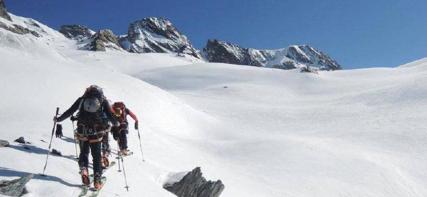 Presentazione corso scialpinismo di base