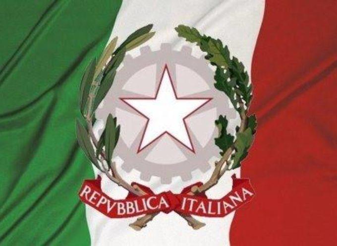 1º gennaio 1948 – 1º gennaio 2018: 70 anni di Costituzione italiana.