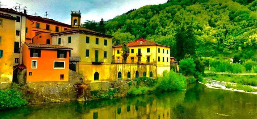 Previsioni  del tempo del CFR Toscana del 9 gennaio  per la valle del serchio
