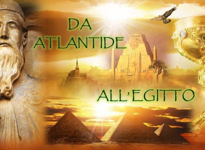 Da Atlantide all'Egitto,  incontro presso Artemisia