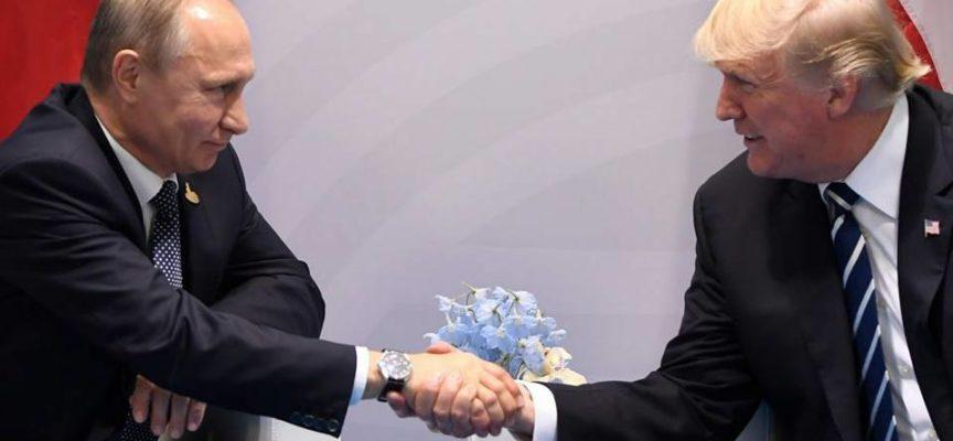 La prima domenica di luglio 2018 saranno posizionate le statue del presidente Russo e di quello Americano.. A VAGLI