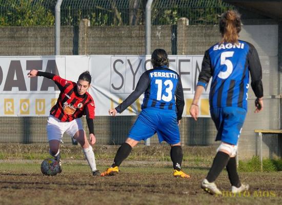 L'Acf Lucchese torna alla vittoria battendo 2-1 il Ligorna