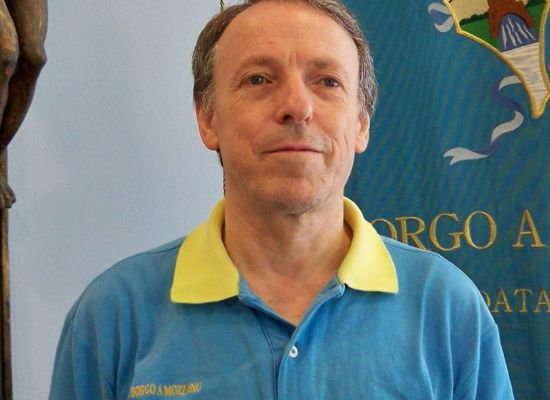 Lutto alla Misericordia di Borgo a Mozzano per la scomparsa di Cipriano Nesti