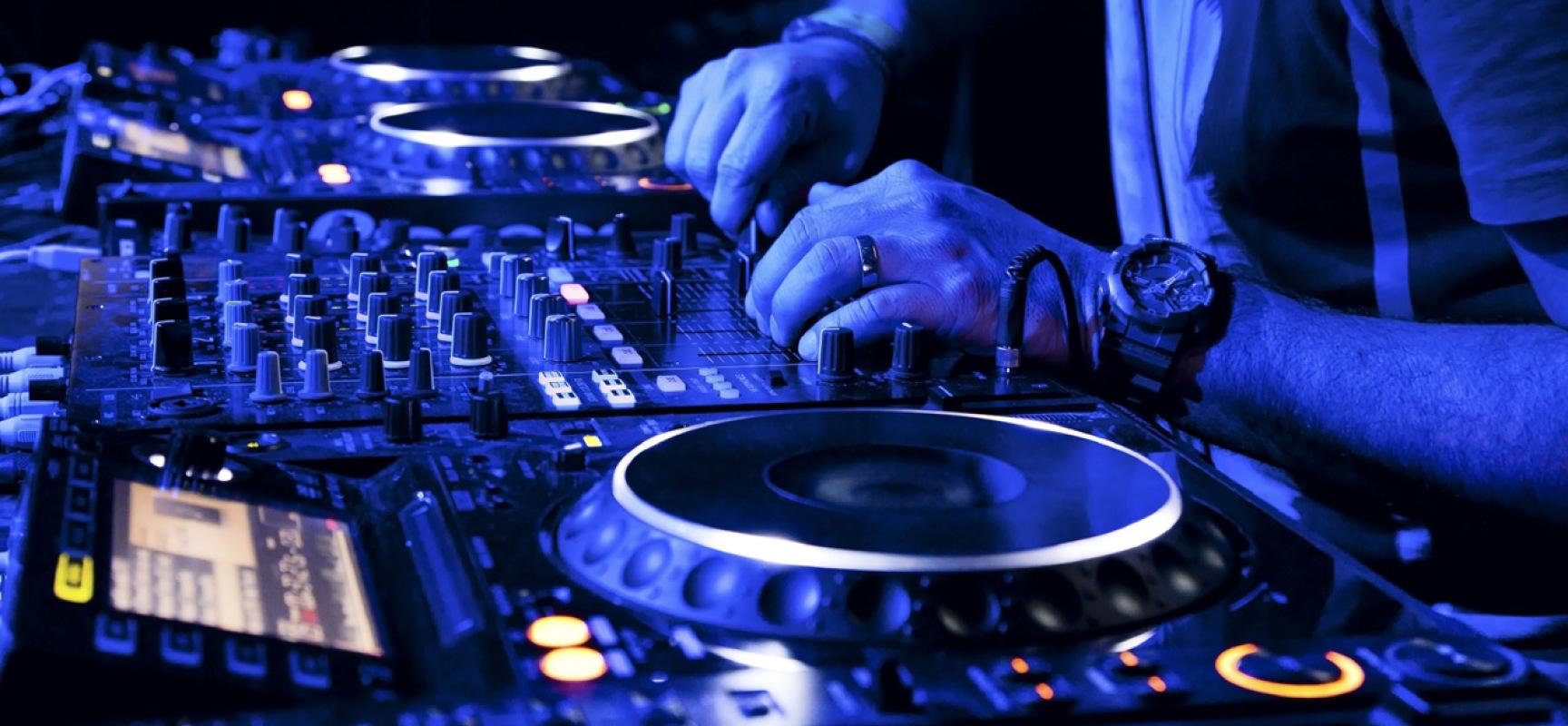 Associazione musicale Concentus Lucensis –  organizza un corso   per Disc-Jockey