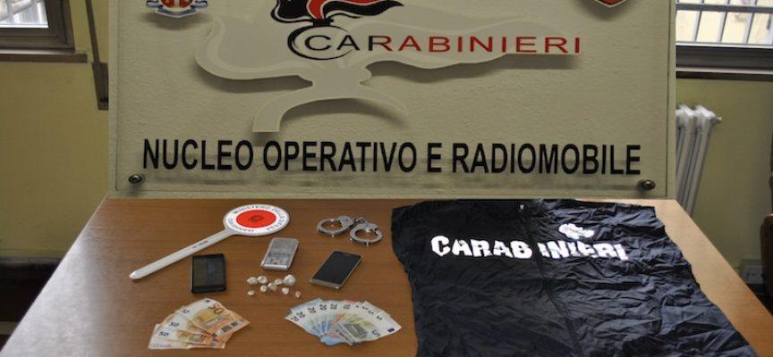 Arrestati dai carabinieri  due spacciatori a Piano di Gioviano nel comune di Borgo a Mozzano.