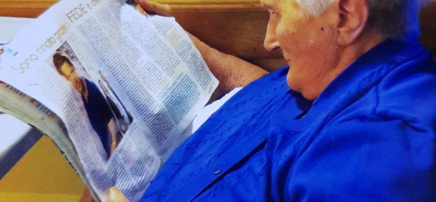 Cent'anni e non sentirli: festa al Centro Anziani di Borgo a Mozzano per Filomena
