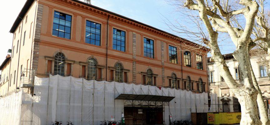 """CONCLUSI I LAVORI DI RIQUALIFICAZIONE  DEL LICEO ARTISTICO """"PASSAGLIA"""""""
