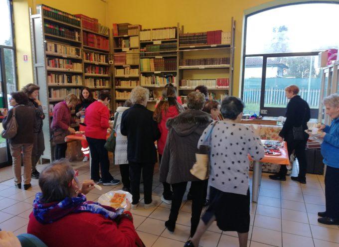 La merenda dell'amicizia organizzata dalla Croce Verde Sez. di Ghivizzano è stato un successo