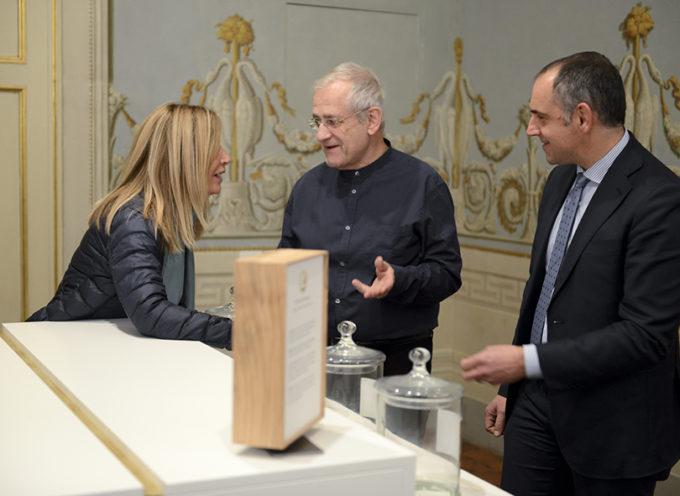 """Il massimo esperto di storia napoleonica in visita a """"Il Naso e la Storia"""","""
