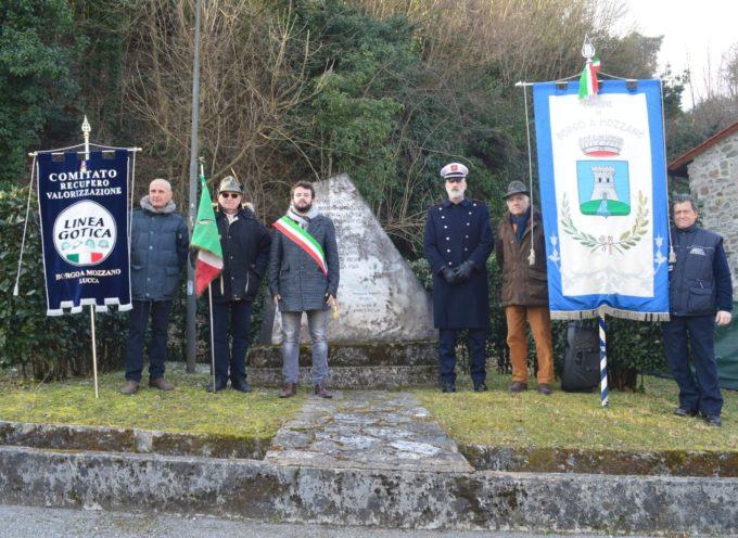 il Giorno della memoria a Borgo a Mozzano