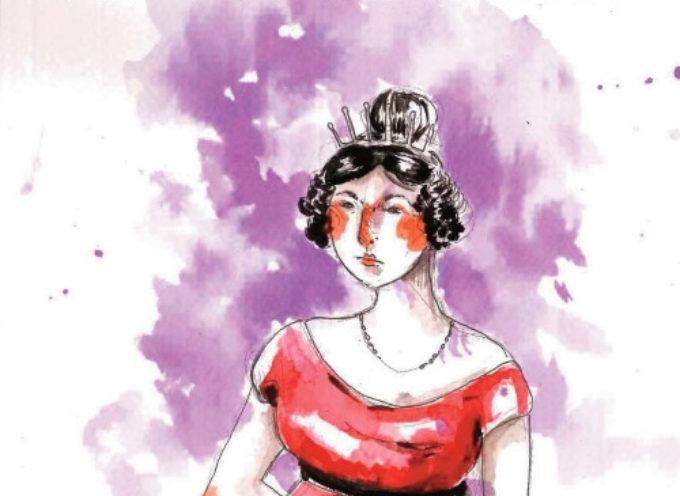 Domani 24 gennaio la presentazione del libro di Simonetta Simonetti dedicato alla figlia di Maria Luisa,