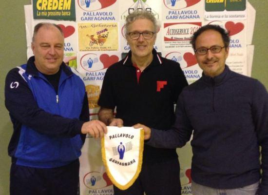Frediano Paoli è il nuovo coach della Pallavolo Garfagnana