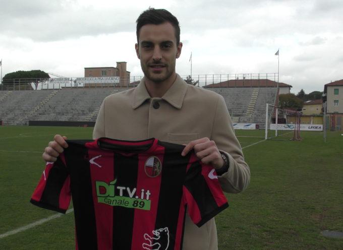 Dal Piacenza arriva in prestito il difensore Davide Bertoncini
