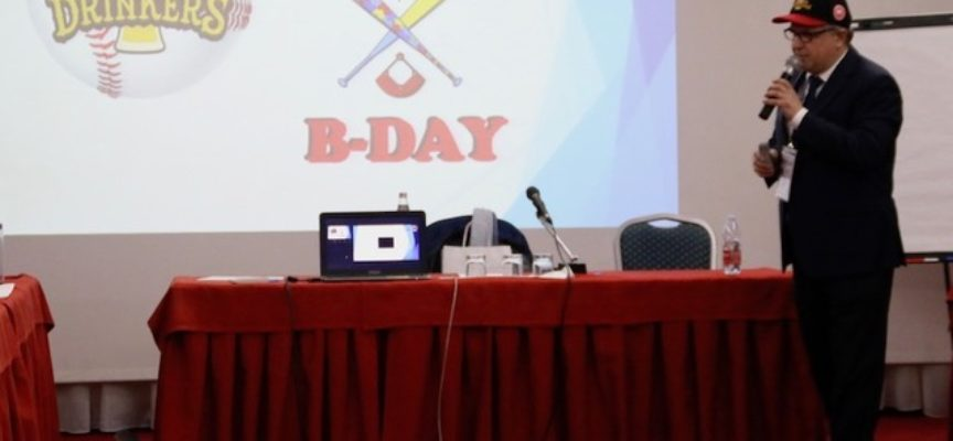 I DRINKERS PRESENTANO IL B-DAY ALLA CONVENTION FIBS