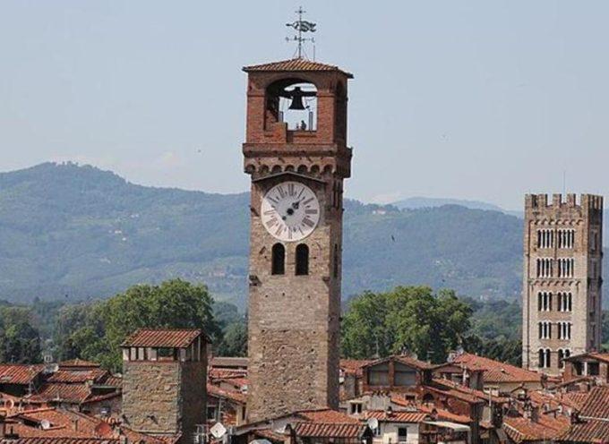 La Torre delle Ore da questo pomeriggio torna a suonare: Lucca ritrova la sua voce