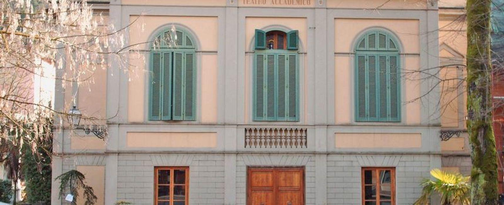Giornata della memoria venerdì 26 gennaio, Teatro Accademico (Bagni di Lucca, Lu)