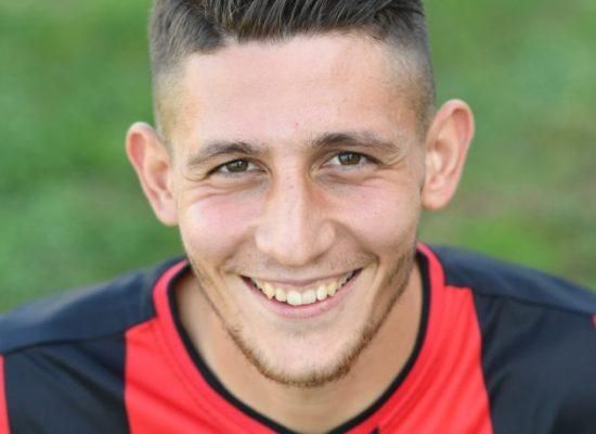 Antonio Cardore in prestito all'Arzachena Calcio