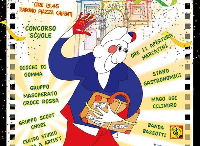 CarnevalFornoli.. domenica 11 febbraio a Fornoli,