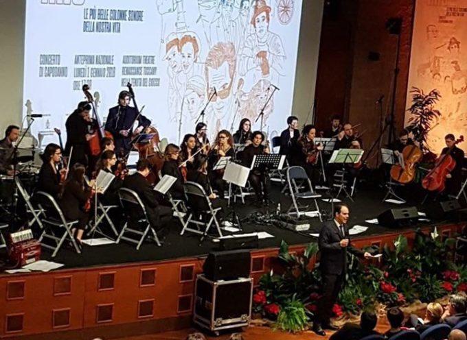 E' stata un'edizione da record il Concerto di Capodanno del Ciocco