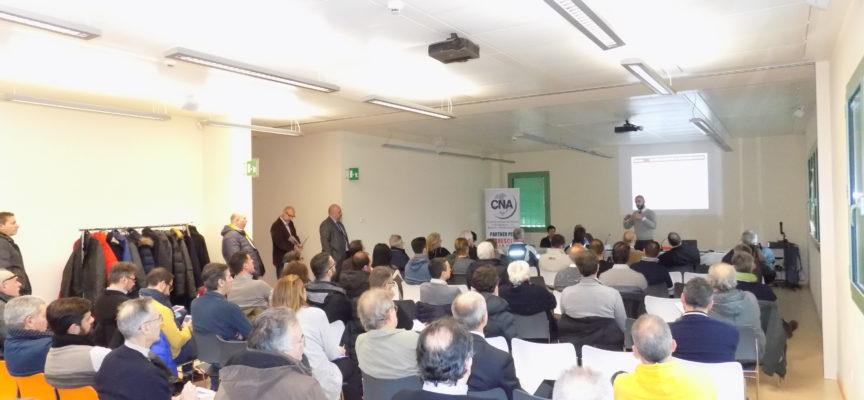 SETTIMANA EDILIZIA SOSTENIBILE Primo incontro di grande successo per l'iniziativa Cna