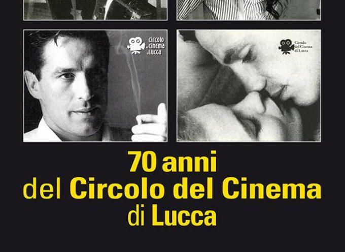 PRESENTAZIONE LIBRO 70 ANNI DI CINEMA A LUCCA