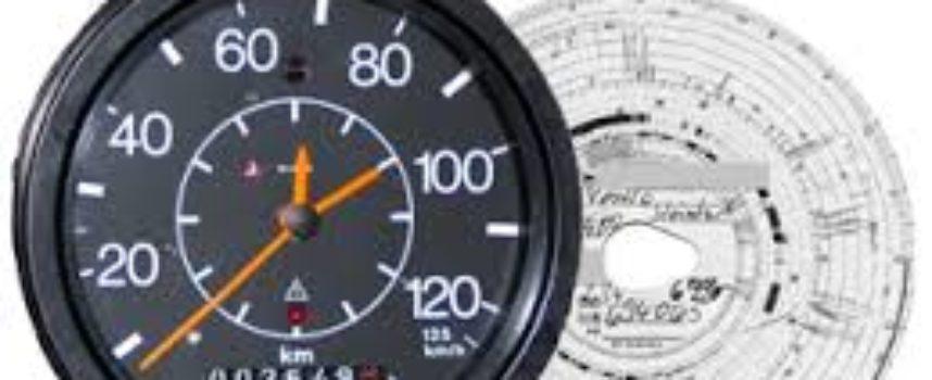 Via libera ai corsi destinati agli autisti per la loro formazione sul corretto utilizzo del cronotachigrafo.