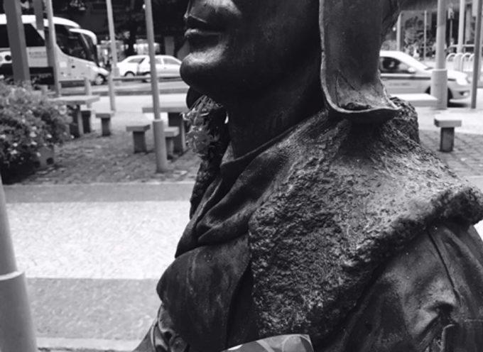 CasaPound Lucca rende omaggio a Carlo Del Prete in Brasile