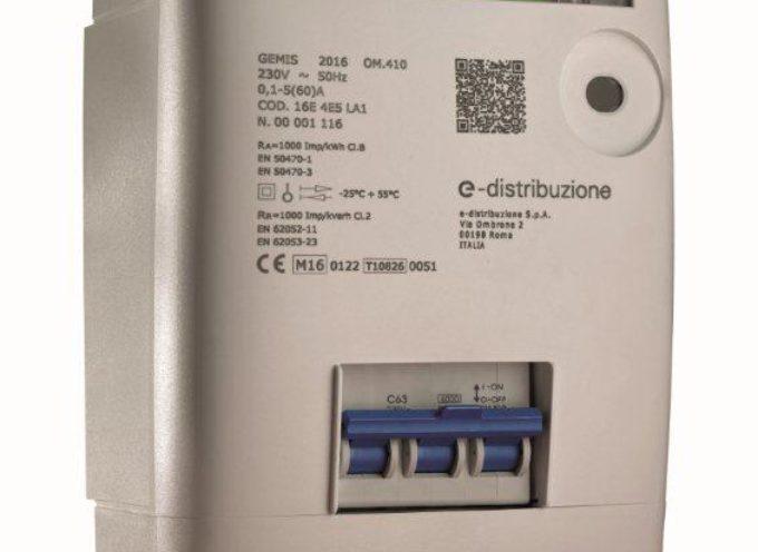 CAPANNORI: ARRIVA OPEN METER, IL CONTATORE ELETTRONICO 2.0 DI E-DISTRIBUZIONE