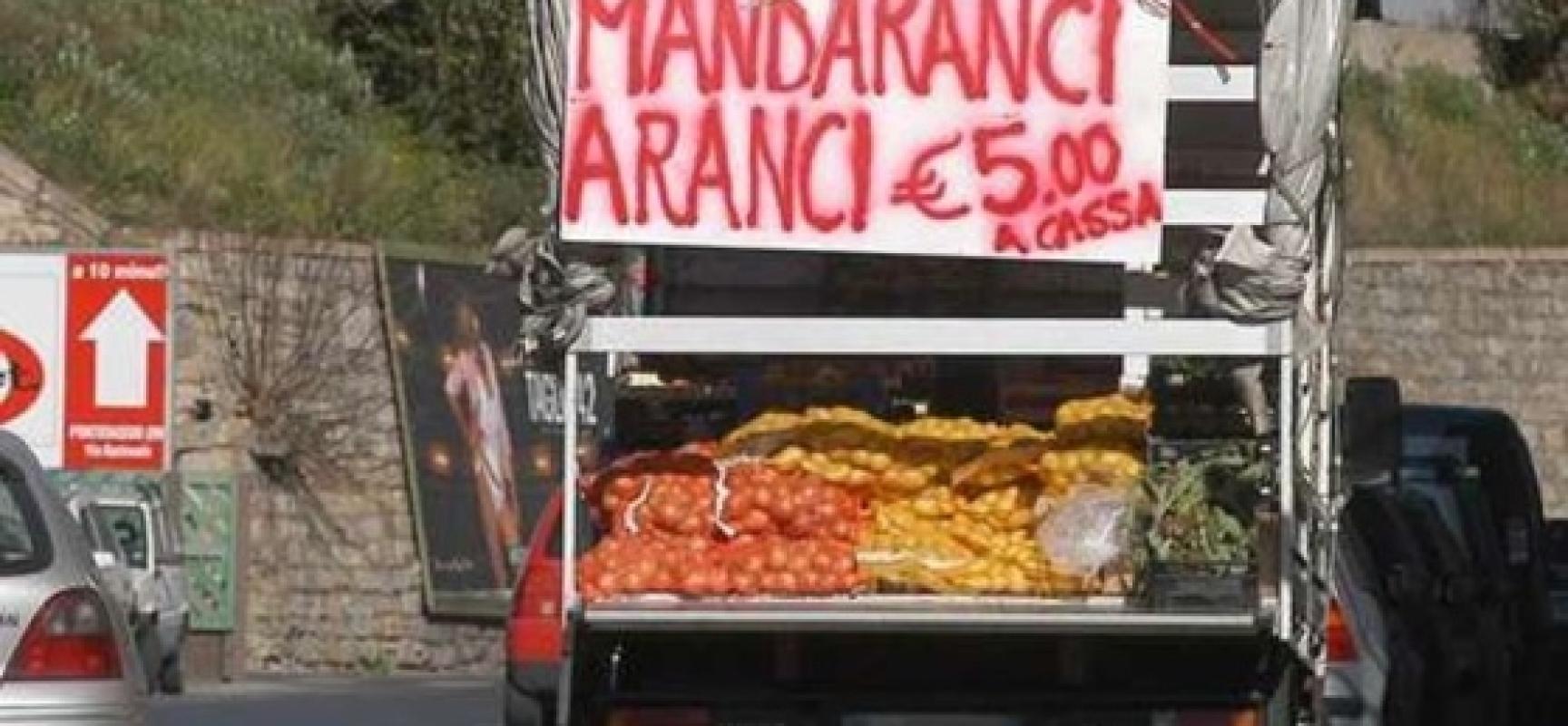 Allarme venditori ambulanti di cibo, sulle nostre strade