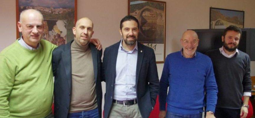 Conferenza Stampa di fine mandato del Presidente dell'Unione Andrea Bonfanti