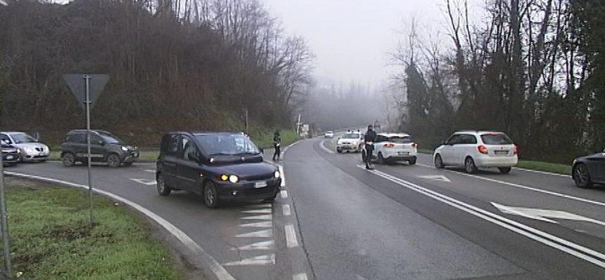 Traffico in tilt e automobilisti arrabbiati in Garfagnana