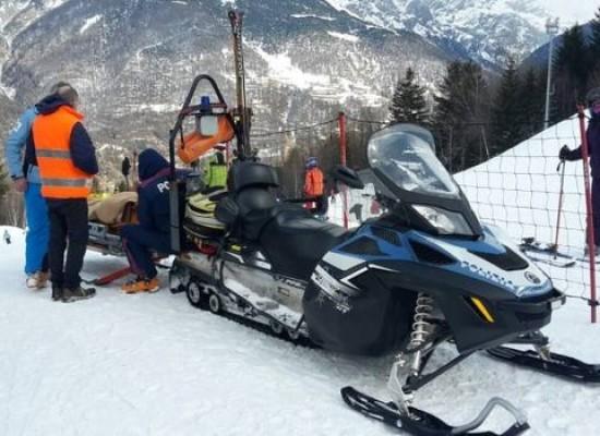 Incidente mortale sulle piste da sci dell' Abetone (Pistoia),