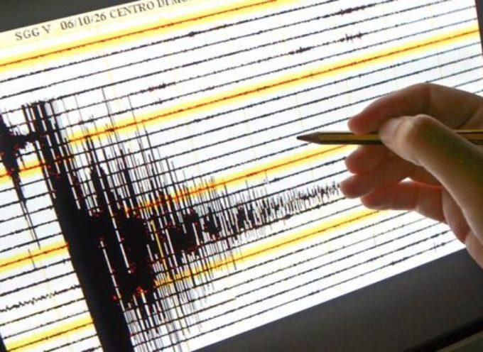 Una scossa di terremoto si è verificata stamani sul territorio di Camaiore (Lucca),