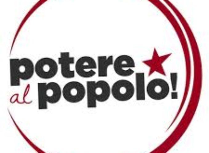 POTERE AL POPOLO, RACCOLTA DELLE FIRME