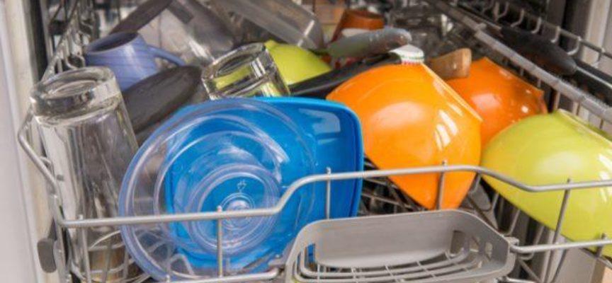 Nella lavastoviglie una miriade di batteri e funghi. Come tenerla pulita