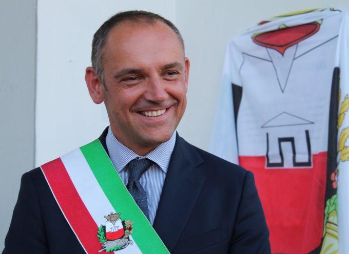 4000 firme per la ricandidatura a sindaco di Luca Menesini