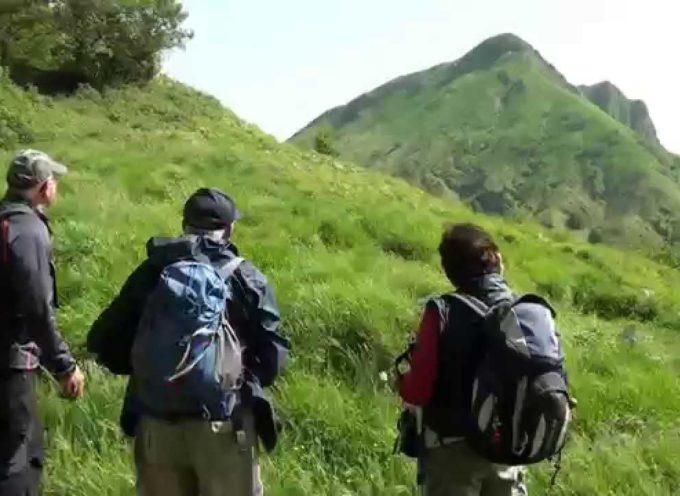 ESCURSIONE  – Anello del Monte Piglione con deviazione a Grotta all'Onda