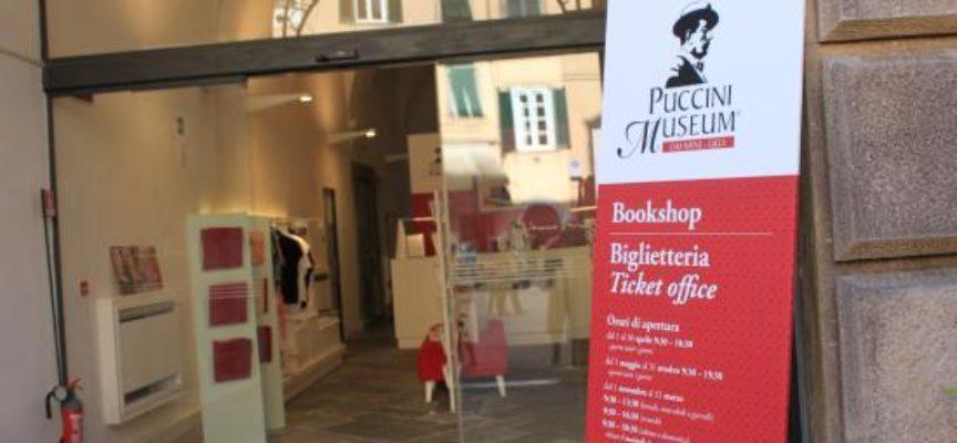 Appuntamento  per i bambini al Puccini Museum