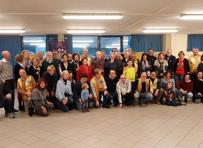Lions Club Garfagnana – Un successo la raccolta dei generi alimentari